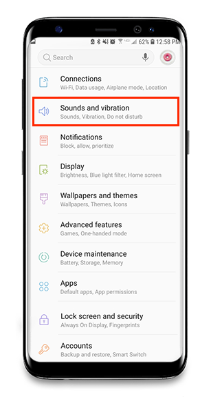 Important Sound Settings - Android – Frontline Jobulator